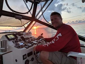Captain Kelly Schmidt - Lake Erie Charters