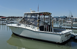 Lake Erie Fishing Trips/Rates