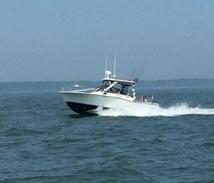 FV Eriegardless - Lake Erie Charters